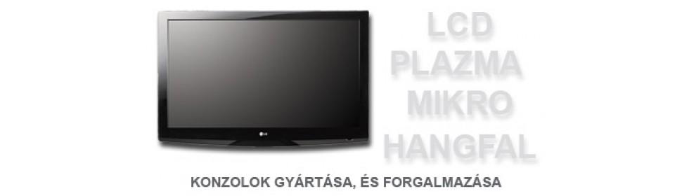 1 - LCD PLAZMA Tartók